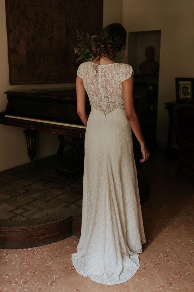 Vestido de novia matilda by L'AVETIS