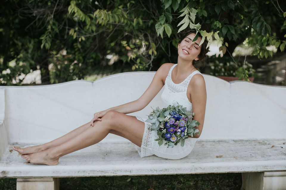 Vestido de novia mia by L'AVETIS