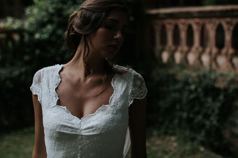Vestido de novia minerva by L'AVETIS
