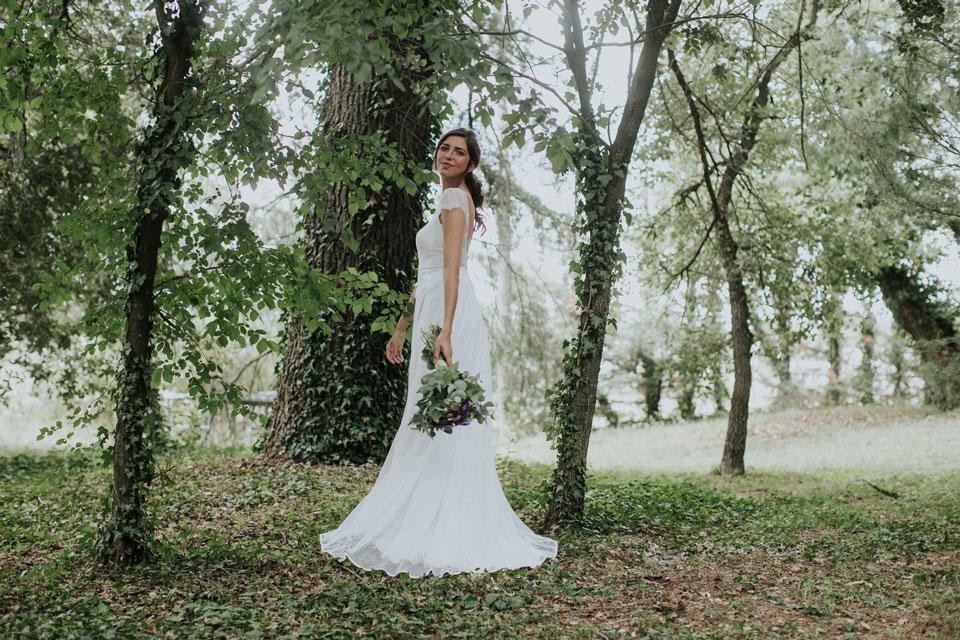 Vestido de novia norah by L'AVETIS