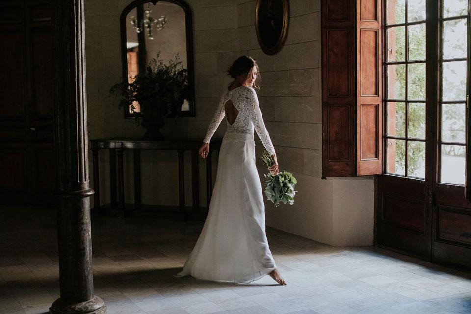 Vestido de novia olivia by L'AVETIS