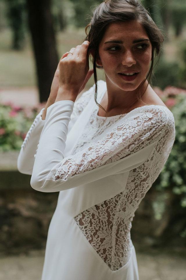Vestido de novia rita by L'AVETIS