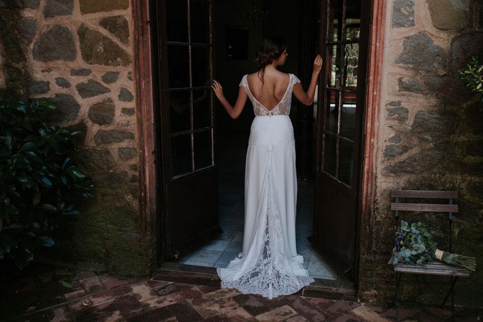 Vestido de novia valeria by L'AVETIS