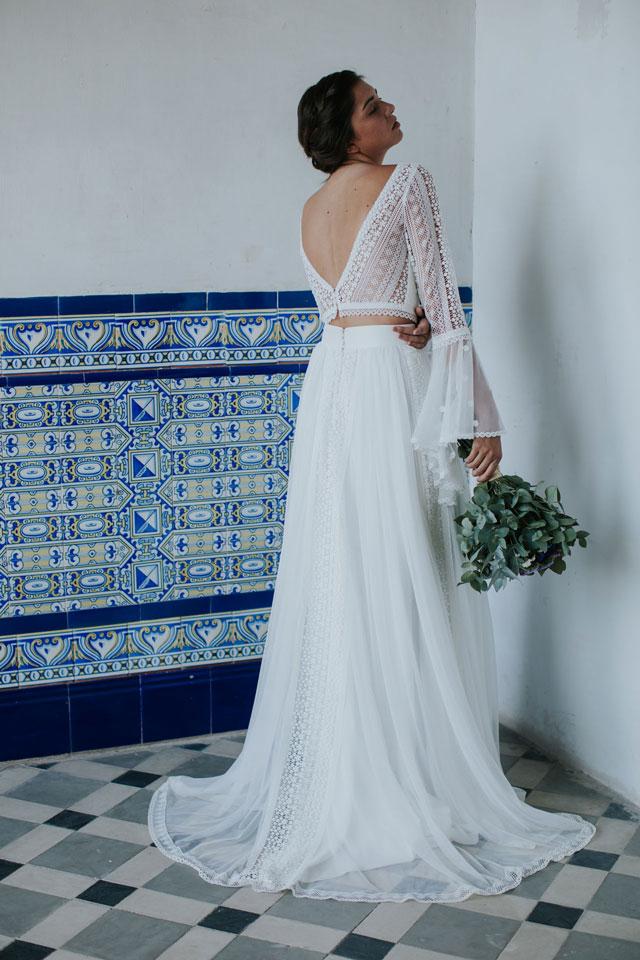 Vestido de novia yolanda by L'AVETIS