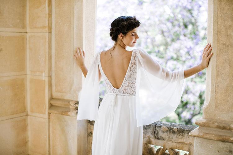 Vestido de novia athens by L'AVETIS