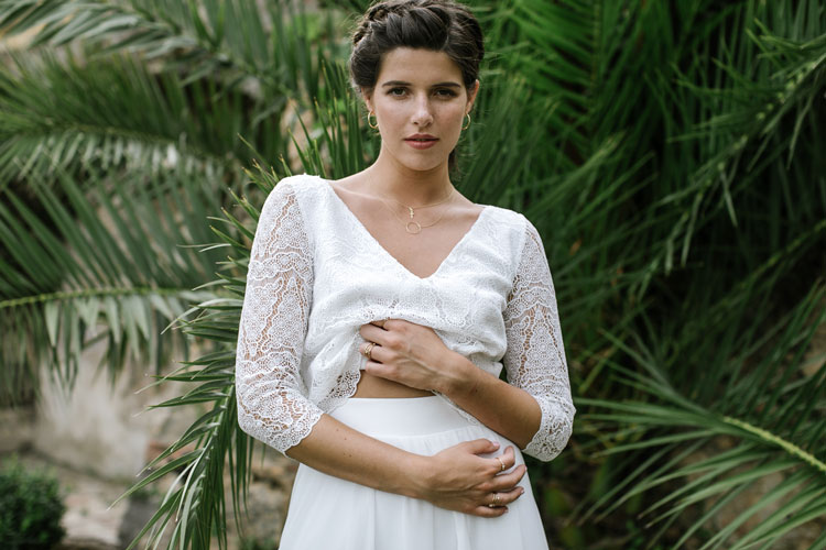 Vestido de novia cagliari by L'AVETIS
