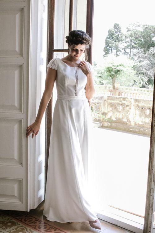 Vestido de novia cannes by L'AVETIS