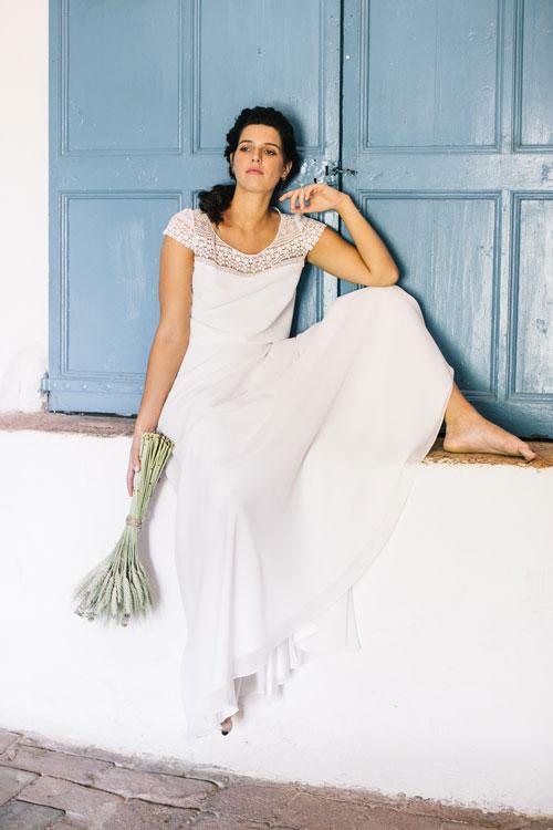 Vestido de novia eivissa by L'AVETIS