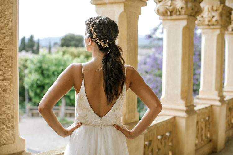 Vestido de novia morocco by L'AVETIS