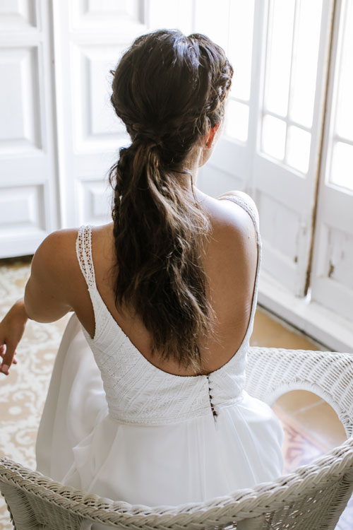 Vestido de novia palermo by L'AVETIS