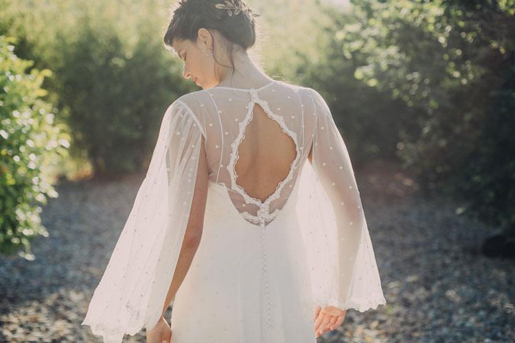 Vestido de novia tunisia by L'AVETIS