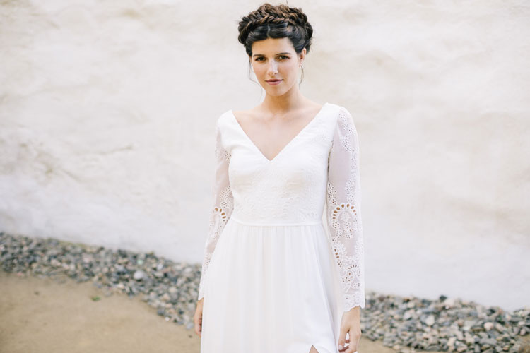Vestido de novia zahara by L'AVETIS