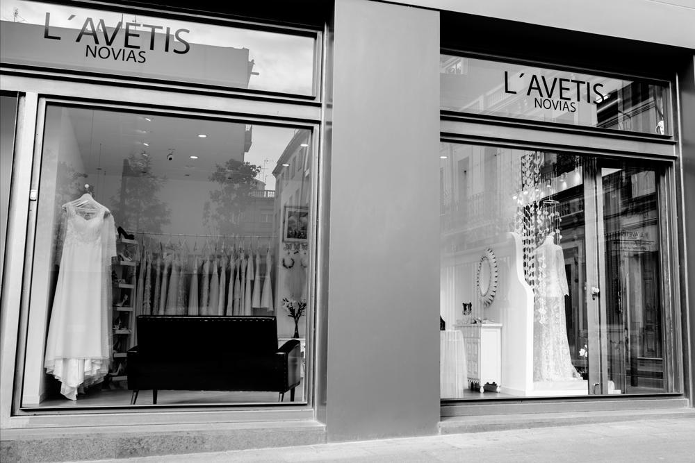Tienda de Novias en Barcelona | L'AVETIS