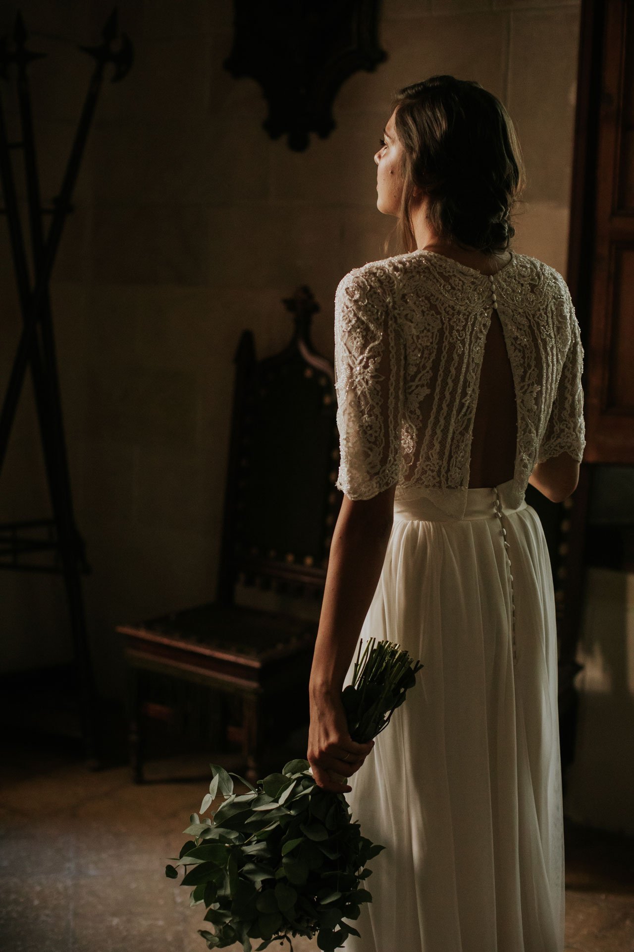 Vestio de novia Audrey / L'AVETIS