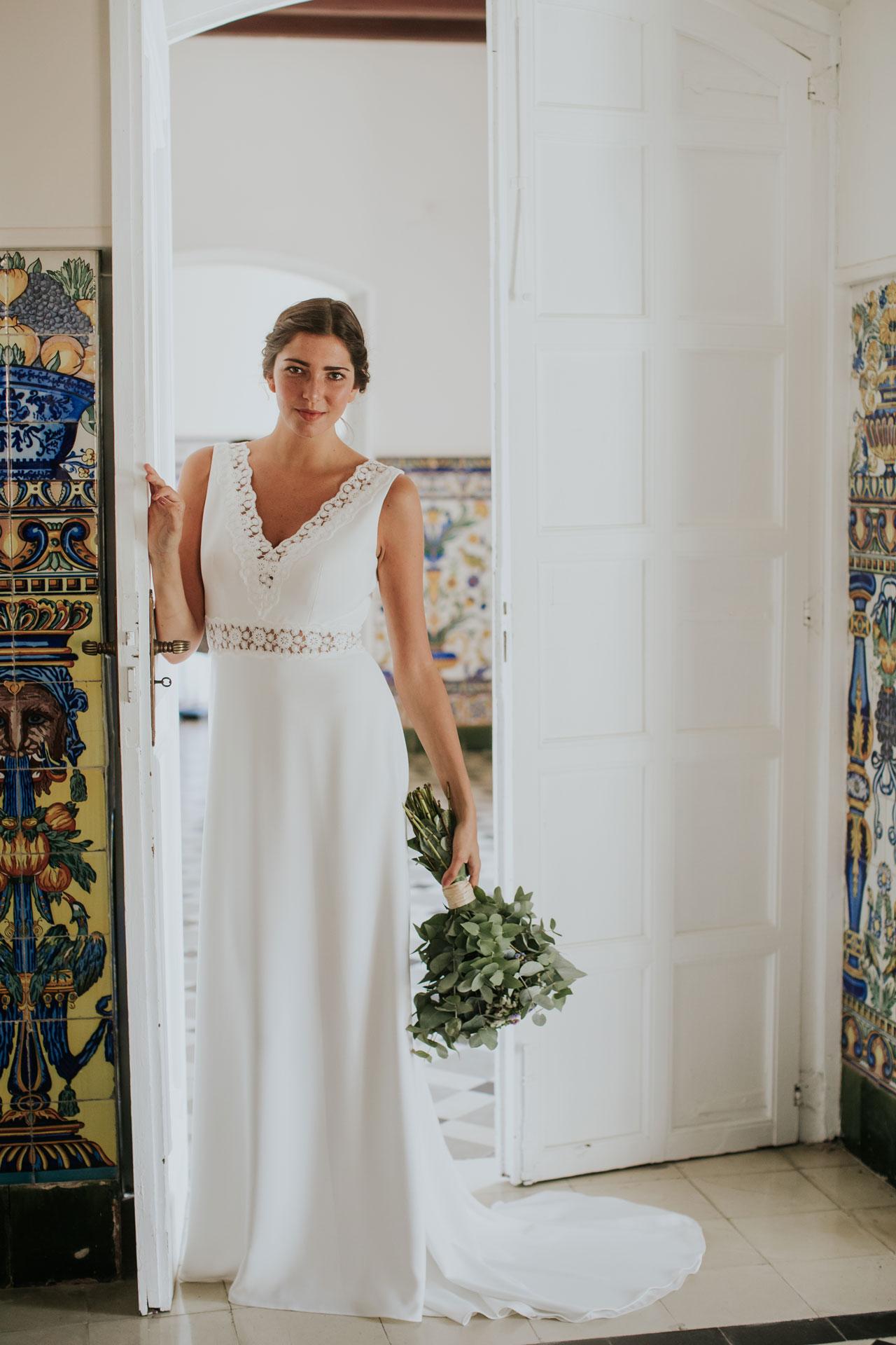 Vestit de núvia Camila / L'AVETIS