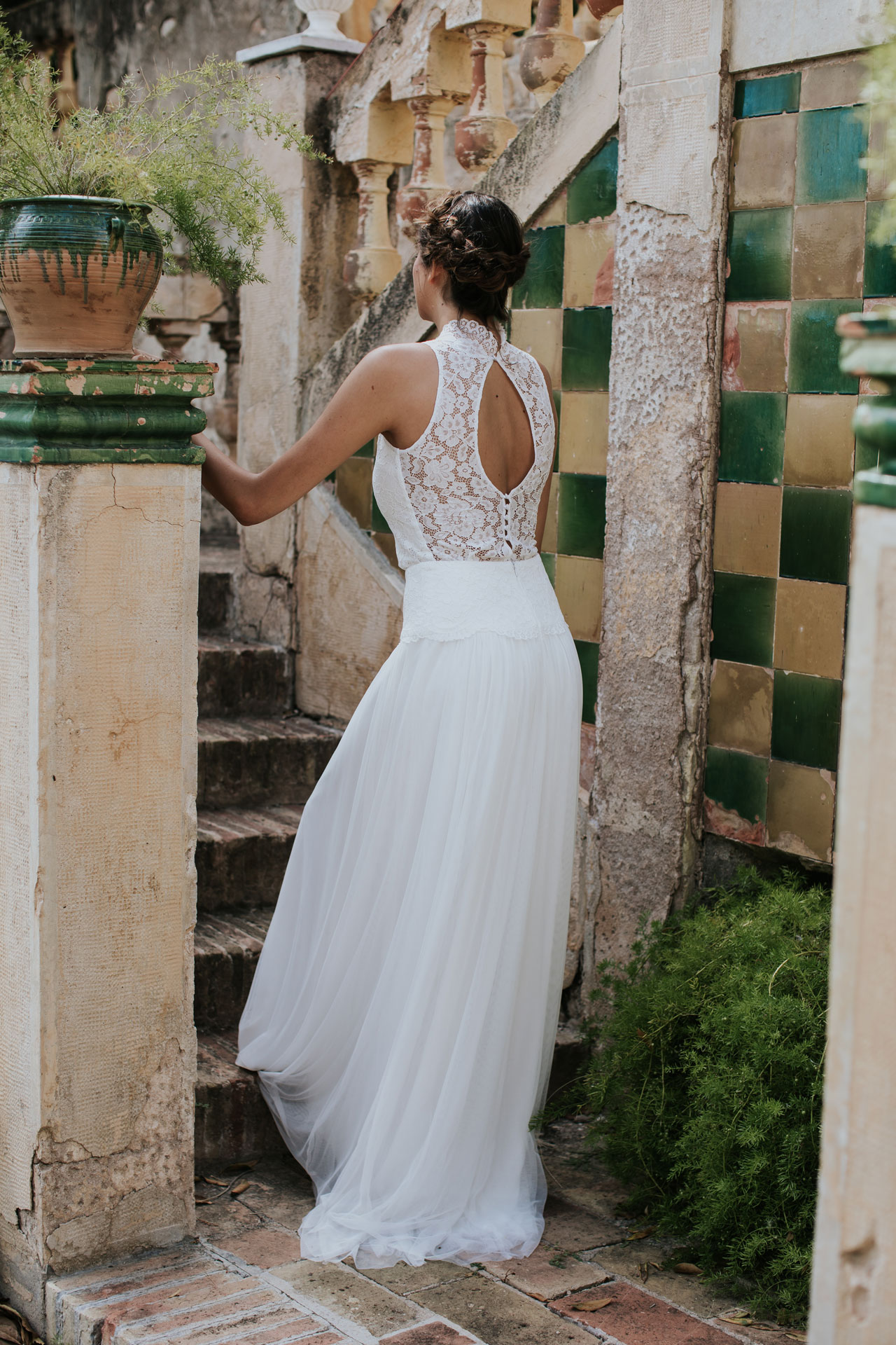 Vestit de núvia Liliana / L'AVETIS