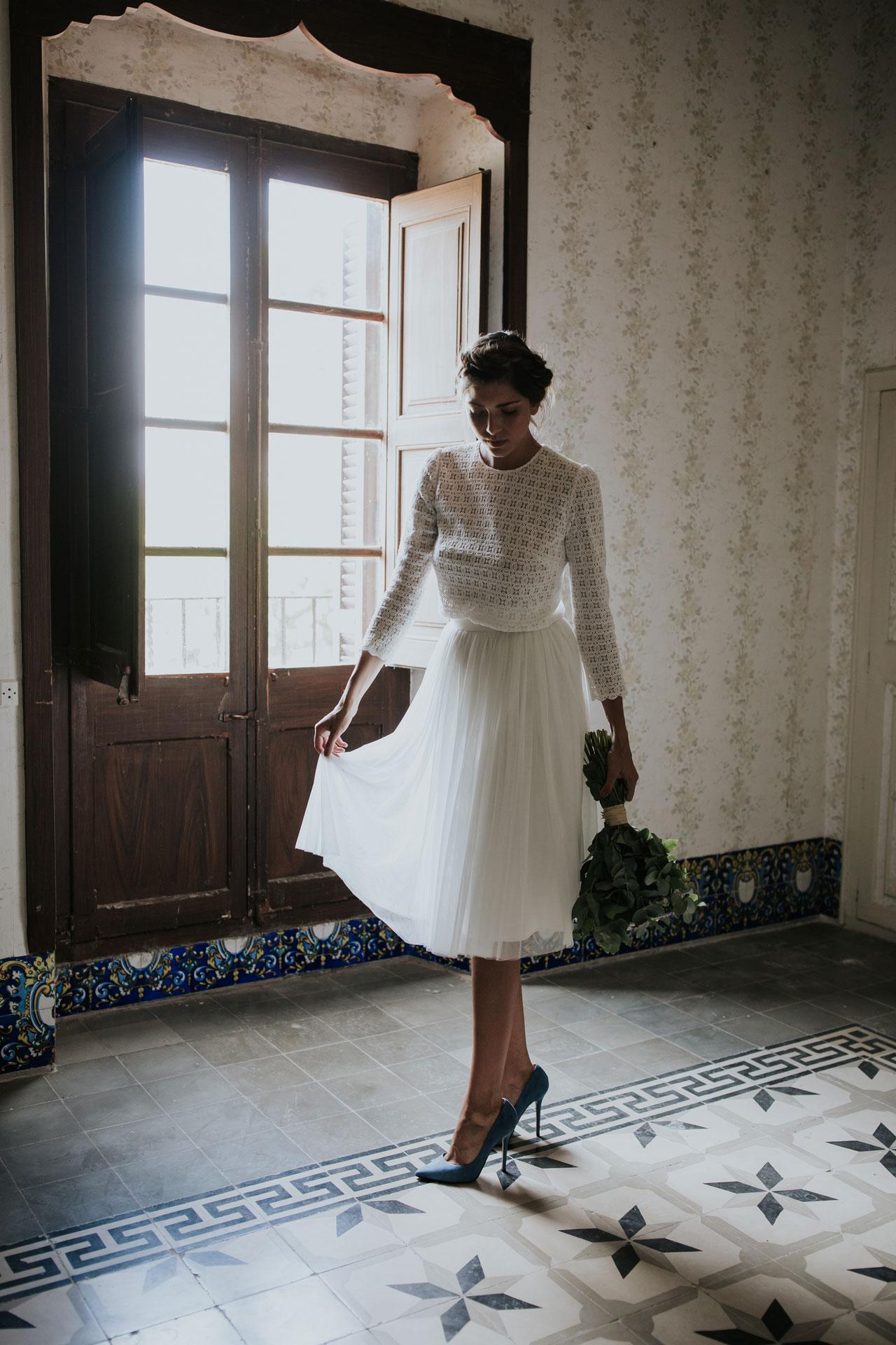 Vestit de núvia Margarita-Marilyn / L'AVETIS
